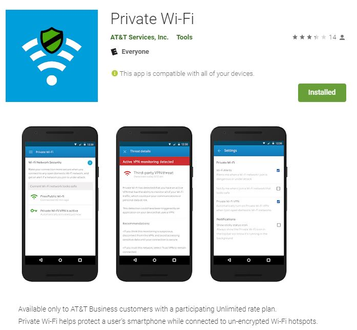 Private VPN on Android Phones – A Journey