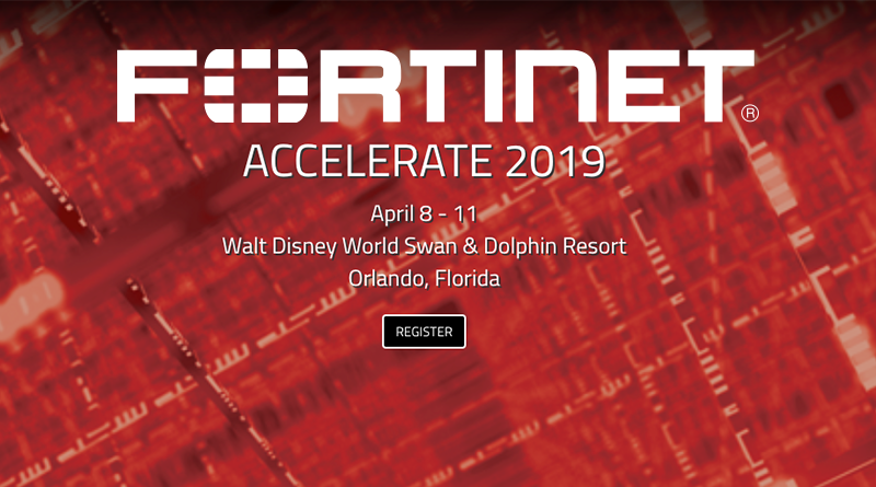 Fortinet Accelerate 2019 – Partners of the Year